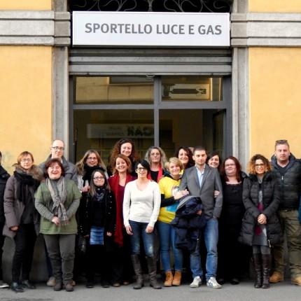 Inaugurazione nuovo ufficio di Bergamo