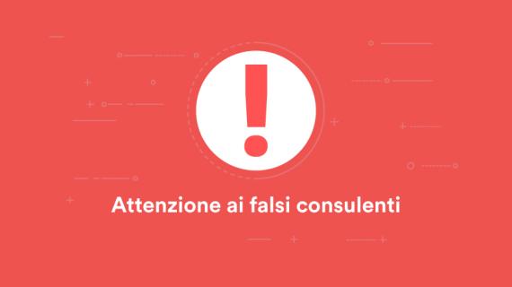 news falsi consulenti